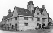 Bidford-on-Avon, The Old Falcon Tavern c.1955
