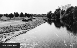 Bidford-on-Avon, The River c.1960