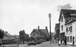 Bidford-on-Avon, The Village c.1955