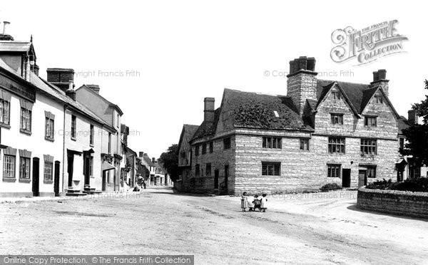 Bidford On Avon, Ye Olde Falcon Inn 1899