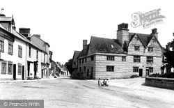 Bidford-on-Avon, Ye Olde Falcon Inn 1899