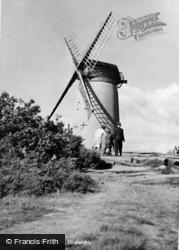 Bidston, The Windmill c.1950