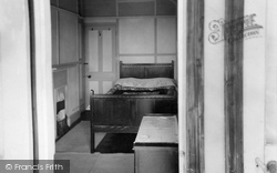 Bigbury-on-Sea, A Bedroom From The Balcony, Bay Court Hotel c.1933