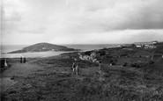 Bigbury-on-Sea, And Burgh Island 1924