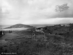 And Burgh Island 1924, Bigbury-on-Sea