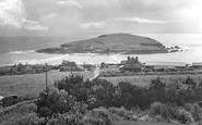 Bigbury-on-Sea, And Burgh Island 1931