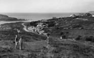 Bigbury-on-Sea, Boys 1924