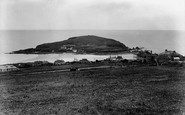 Bigbury-on-Sea, Burgh Island 1925