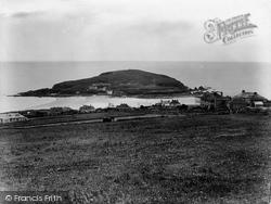 Burgh Island 1925, Bigbury-on-Sea