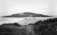 Bigbury-on-Sea, Burgh Island 1931