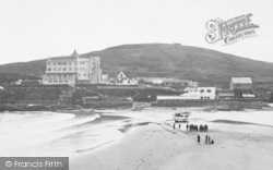 Bigbury-on-Sea, Burgh Island 1931