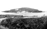 Bigbury-on-Sea, Burgh Island c.1935