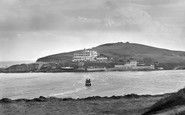 Bigbury-on-Sea, Burgh Island c.1959