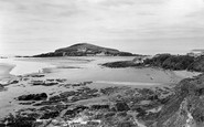 Bigbury-on-Sea, Burgh Island c.1959
