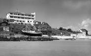 Bigbury-on-Sea, Burgh Island c.1961