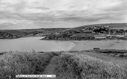 Bigbury-on-Sea, From Burgh Island c.1959