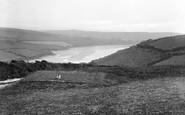 Bigbury-on-Sea, Golf Links 1925