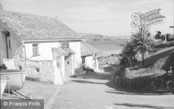 Bigbury-on-Sea, Pilchard Inn, Burgh Island 1963