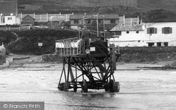 The Burgh Island Hotel Tractor 1931, Bigbury-on-Sea