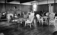 Bigbury-on-Sea, The Lounge, Bay Court Hotel c.1933