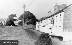 The Royal Oak c.1963, Bigbury-on-Sea