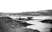 Bigbury-on-Sea, The Straits From Burgh Island c.1935