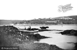 Bigbury-on-Sea, The Straits From Burgh Island c.1935