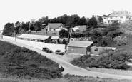Bigbury-on-Sea, The Village 1938
