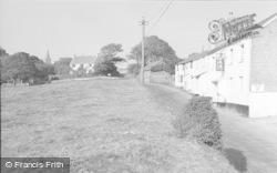 Bigbury Village, The Royal Oak 1959