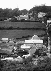 Bigbury Village, The Village 1925, Bigbury