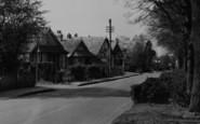 Biggin Hill, Biggin Hill Road c.1950