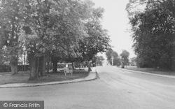Biggin Hill, Main Road And Jail Lane c.1960