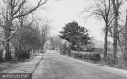 Biggin Hill, Main Road c.1950