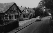 Biggin Hill, Shops On Main Road c.1960