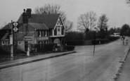 Biggin Hill, The Crown Inn c.1950