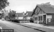 Biggin Hill, The Paper Shop, Main Road c.1960