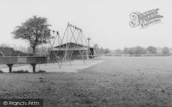 Biggin Hill, The Playing Field c.1960