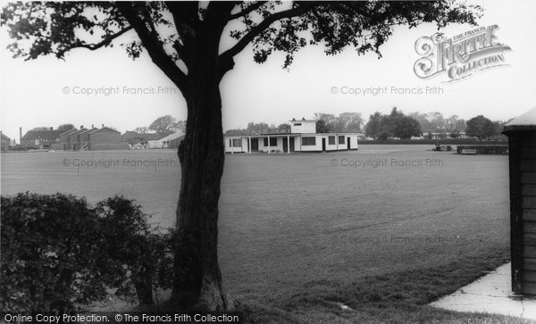 Biggin Hill, The Recreation Ground c.1960