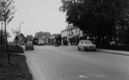 Biggin Hill, The Village c.1960