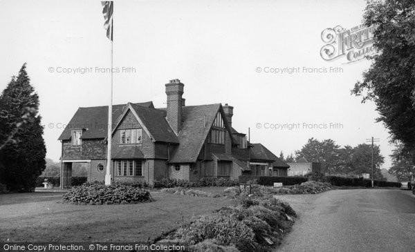 Photo of Biggin Hill, Westerham Heights c1955