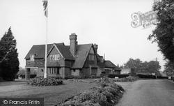 Biggin Hill, Westerham Heights c.1955