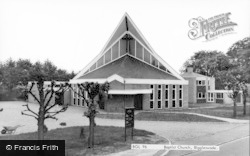 Biggleswade, Baptist Church c.1965
