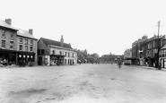 Biggleswade, Market Place 1925