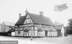 Biggleswade, Old Red Lion 1925