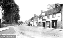 Biggleswade, Shortmead Street 1925