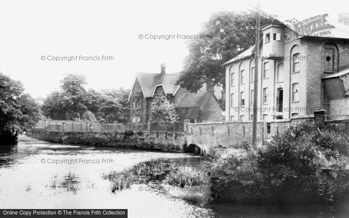 Biggleswade, The Mill 1925