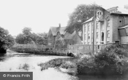 Biggleswade, The Mill 1925