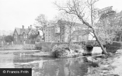 Biggleswade, The Mill c.1960