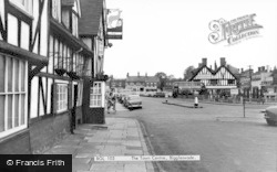 The Town Centre c.1970, Biggleswade