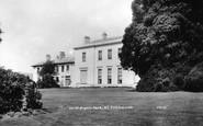 Bignor, Bignor Park 1908